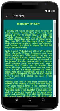 Tori Kelly - Song Lyrics screenshot 4