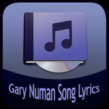 Gary Numan Song&Lyrics screenshot 5
