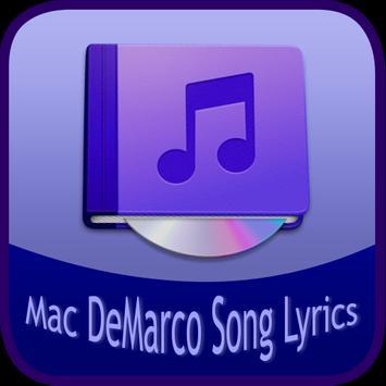 Mac DeMarco Song&Lyrics poster