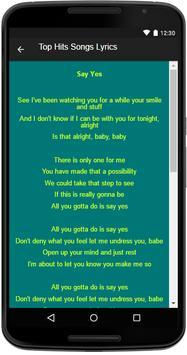 Floetry Song&Lyrics screenshot 3