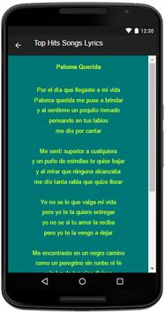 Pedro Infante Song&Lyrics screenshot 3
