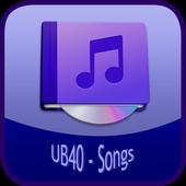UB40 Song+Lyrics icon