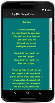 Bebe Rexha Song+Lyrics apk screenshot