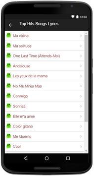 Kendji Girac Song&Lyrics screenshot 2