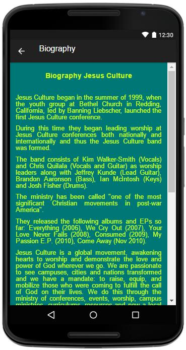 Jesus Culture Song+Lyrics for Android - APK Download