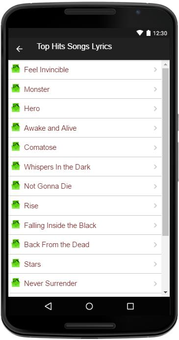 Skillet Song+Lyrics for Android - APK Download