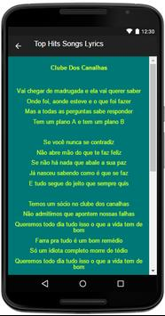 Matanza Song&Lyrics screenshot 3