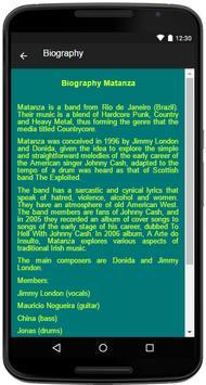 Matanza Song&Lyrics screenshot 4