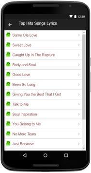 Anita Baker Song&Lyrics screenshot 2