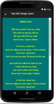 Anita Baker Song&Lyrics screenshot 3