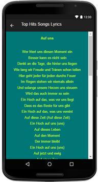 Andreas Bourani Song&Lyrics screenshot 3