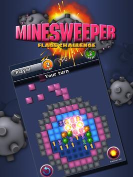 Minesweeper Flags स्क्रीनशॉट 5