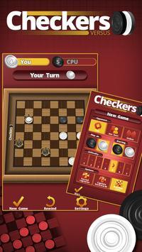 Checkers Versus screenshot 1