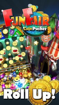 FunFair Coin Pusher पोस्टर