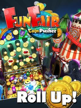 FunFair Coin Pusher स्क्रीनशॉट 10