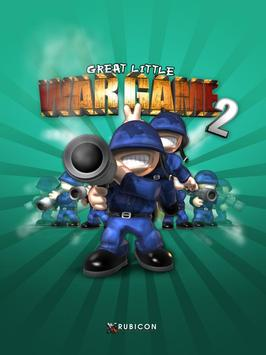 Poster Great Little War Game 2 - FREE