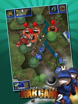 2 Schermata Great Little War Game 2 - FREE