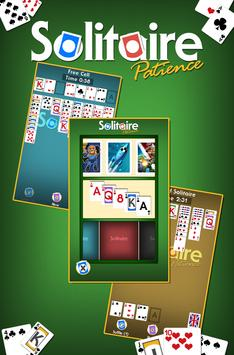 Solitaire Patience स्क्रीनशॉट 6