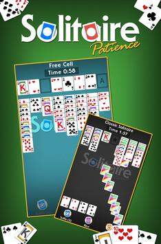 Solitaire Patience स्क्रीनशॉट 8