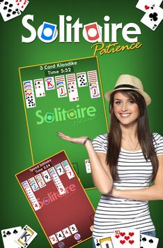 Solitaire Patience स्क्रीनशॉट 9