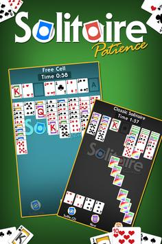 Solitaire Patience स्क्रीनशॉट 13