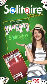 Solitaire Patience स्क्रीनशॉट 2