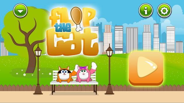 Flip The Cat apk screenshot
