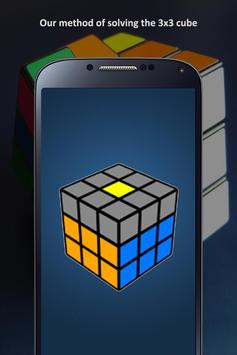 Rubik's Cube - Puzzle Game Solver Tips screenshot 1