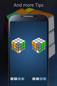 Rubik's Cube - Puzzle Game Solver Tips screenshot 3
