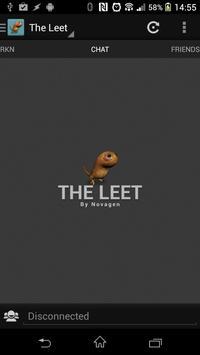 The Leet poster