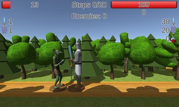 WalkintheForest screenshot 1