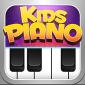 Fun Piano for kids icon