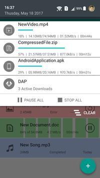 Download Accelerator Plus apk screenshot