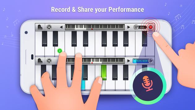 Piano + screenshot 1