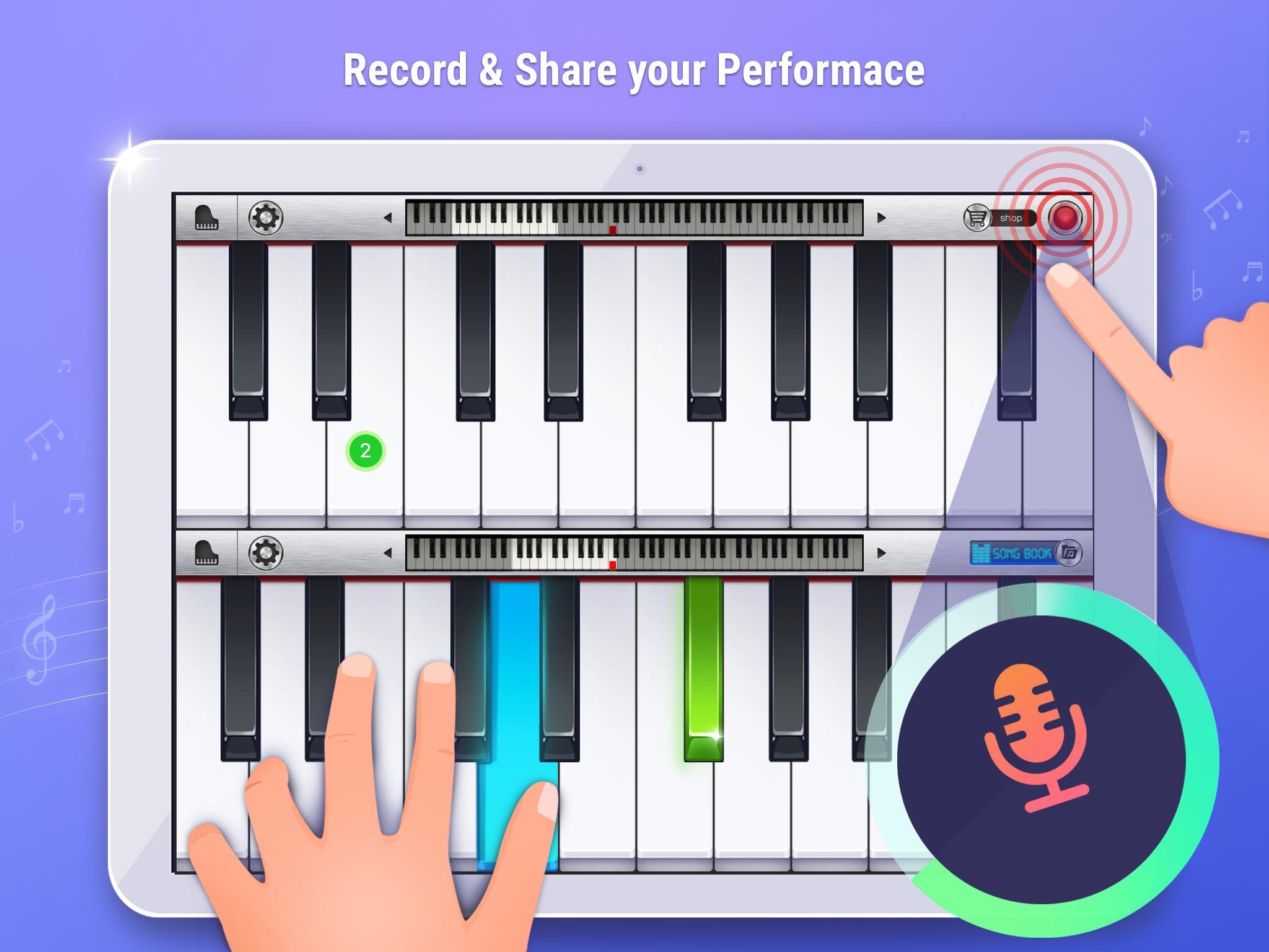 Pianist HD : Piano + for Android - APK Download