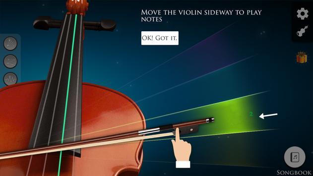 Violin screenshot 3