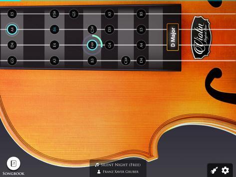Violin screenshot 9