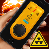 Nuclear alarm atomic siren real sounds simulator icon