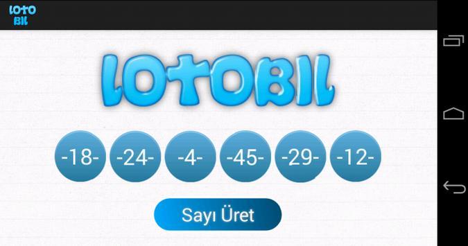 LotoBil apk screenshot