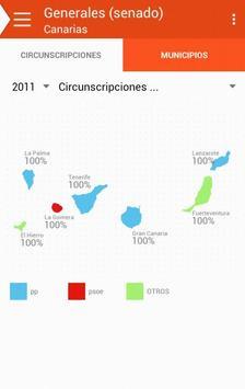 Elecciones España apk screenshot
