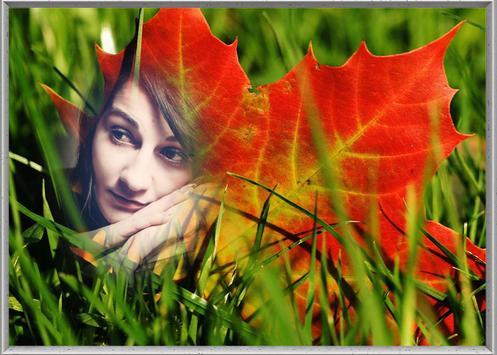 Leaf Photo Frames screenshot 1