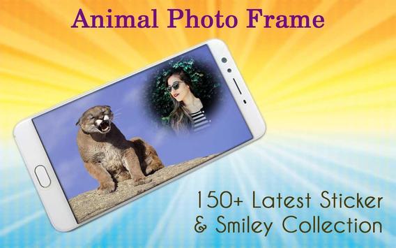 Animal Photo Frame screenshot 3