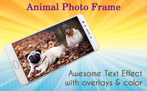 Animal Photo Frame screenshot 2