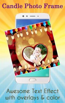 Candel Photo Frame screenshot 2