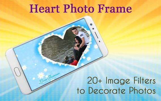 Heart Photo Frame apk screenshot
