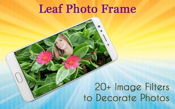 Leaf Photo Frame screenshot 1