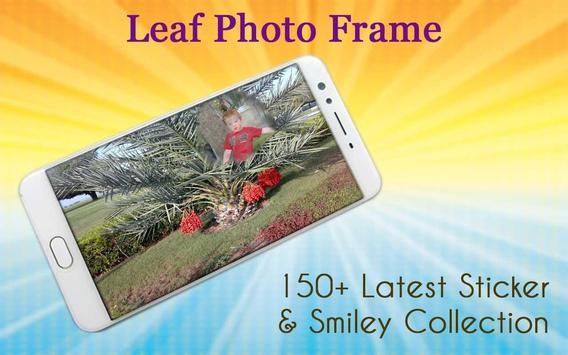 Leaf Photo Frame screenshot 3