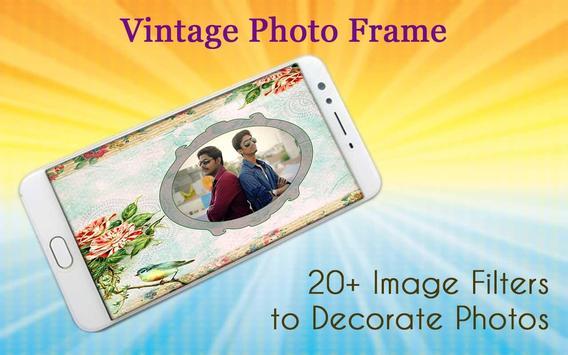 Vintage Photo Frame screenshot 1