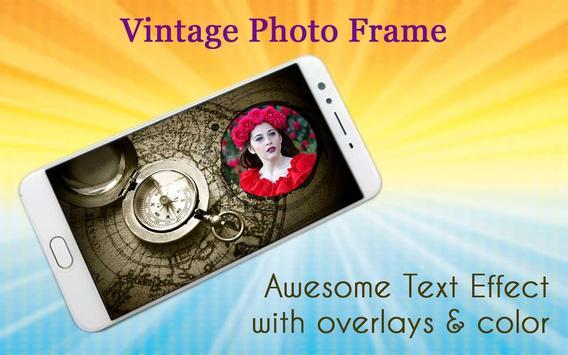Vintage Photo Frame screenshot 2