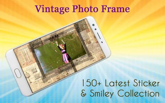 Vintage Photo Frame screenshot 3